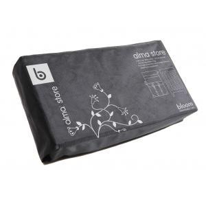 Bloom - E10321-MB - Sac de rangement noir pour berceau Alma mini - 53 x 33,5 x 53,5 cm (365916)