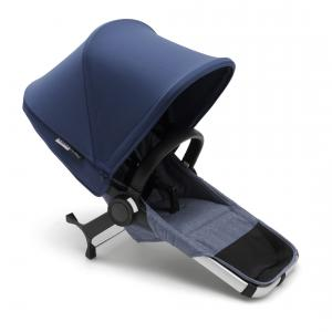 Bugaboo - 180133BM01 - Bugaboo Donkey2 extensionension duo complète Bleu Chine (366332)