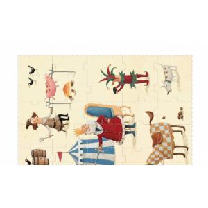 Londji - PZ343U - Puzzle - 100 pièces - I'm a Knight (366404)