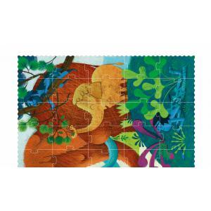 Londji - PZ350U - Puzzle - 100 pièces - Go to the Prehistory (366424)