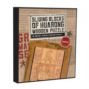 Professor Puzzle - GRM2232 - Sliding Blocks of Huarong (366452)