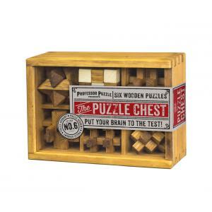 Professor Puzzle - PA1449 - The Puzzle Chest (366616)