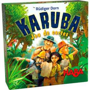 Haba - 303475 - Karuba – Jeu de cartes (366756)