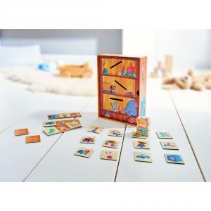 Haba - 303470 - Mes premiers jeux – Noisette range ! (366758)