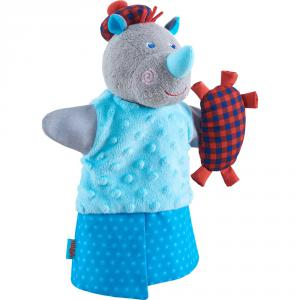 Haba - 303374 - Marionnette sonore Hippopotame (366818)