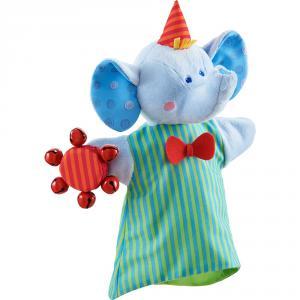 Haba - 303371 - Marionnette sonore Eléphant (366826)