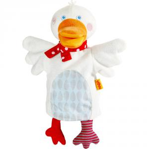 Haba - 303137 - Marionnette Mon oie câline (366950)
