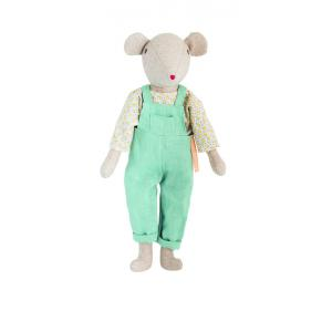 Moulin Roty - 710550 - Papa souris Chicoré Famille Mirabelle (367160)