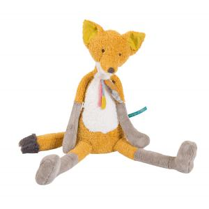 Moulin Roty - 714024 - Grand renard Chaussette Le voyage d'Olga (367182)