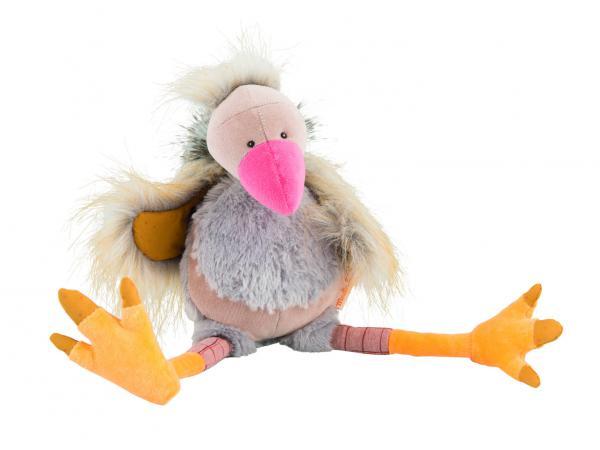 Poupée vautour gus roty moulin bazar