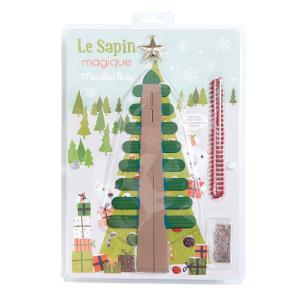 Moulin Roty - 711234 - Grand sapin magique Les petites merveilles (367248)