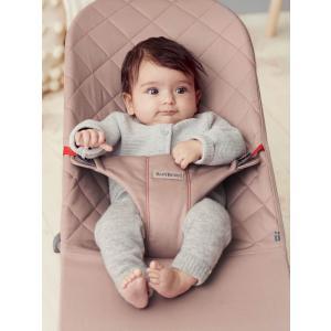 Babybjorn - 006014 - Transat Bliss Vieux rose, Coton (367314)