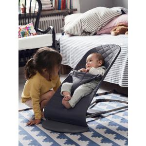 Babybjorn - 006021 - Transat Bliss Anthracite, Coton (367320)