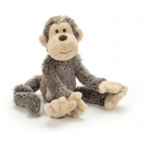 Jellycat - MAS4MK - Mattie Monkey Small (367668)