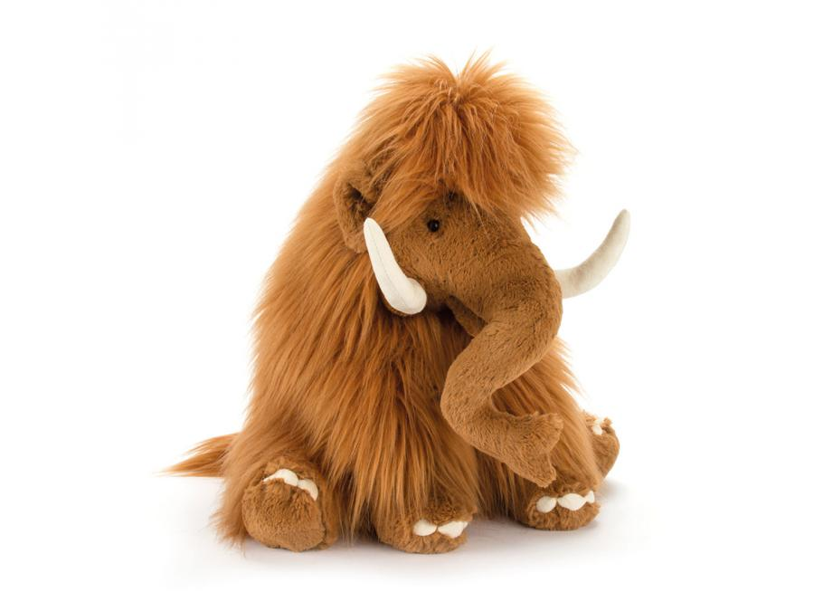 jellycat peluche mammouth maximus mammoth 37cm. Black Bedroom Furniture Sets. Home Design Ideas