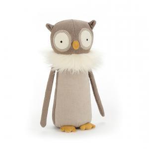 Jellycat - SK4O - Peluche Chouette Jellycat Skandoodle Owl 24cm (367698)