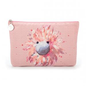 Glad to be Me - GBMP6PM - Grande pochette rose (367896)