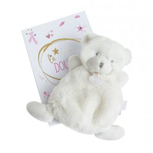 Doudou et compagnie - DC3266 - Le doudou - doudou ours rose (367946)