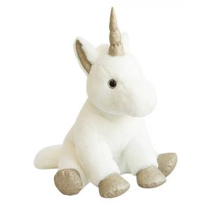 Histoire d'ours - HO2769 - Licorne or 45 cm - 45 cm (368002)