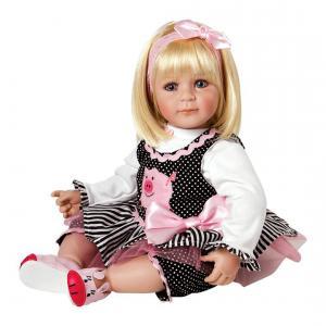 Adora - 2021020 - Poupée blonde Adora TODDLER TIME BABIES - OINK (368730)