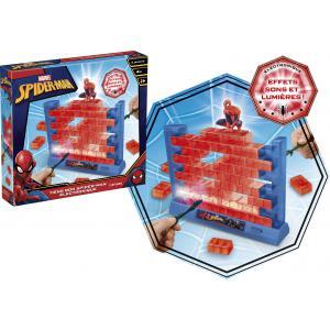 Lansay - 75046 - Tiens bon Spider-man électronique (368736)