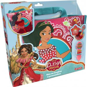 Lansay - 25702 - Elena d'avalor mon sac froufrou a personnaliser (368738)