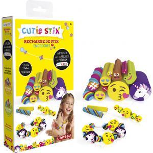 Lansay - 33103 - Cutie stix recharge émoticônes (368742)