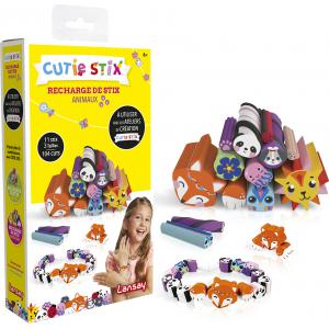 Lansay - 33102 - Cutie stix recharge animaux (368744)