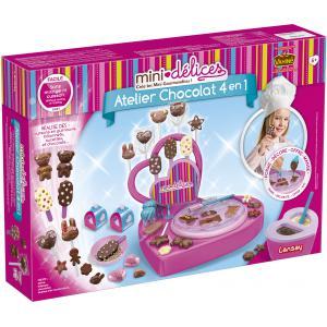Lansay - 17902 - Mini délices mon super atelier chocolat 4 en 1 (368746)