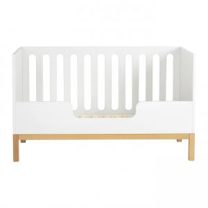 Quax - 54014714XL-BR - Barrière pour lit Indigo 70*140 - blanc (368816)