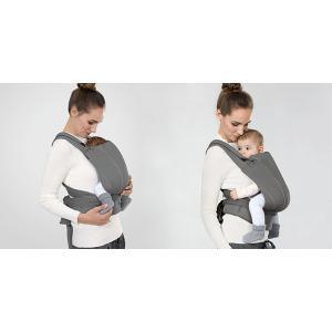 Cybex - 518000109 - Porte-bébé MAIRA TIE gris-Manhattan grey (369128)