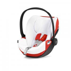 Cybex - 518000997 - Housse d'été blanc pour siège auto CLOUD Z i-size (369318)
