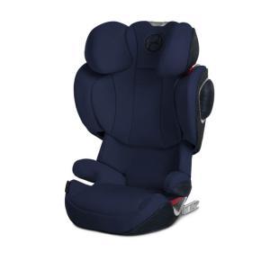 Cybex - 518000831 - Siège auto SOLUTION Z-FIX marine-Midnight blue (369334)
