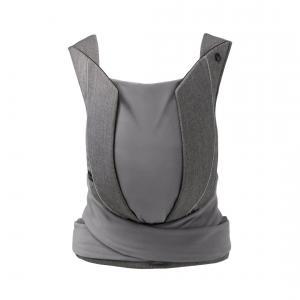 Cybex - 518000661 - Porte-bébé Yema Click gris-Manhattan grey (369382)
