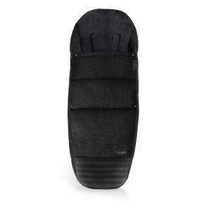 Cybex - 518001435 - Chancelière noir-Stardust black pour poussette Mios ou Priam (369404)