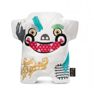 Cybex - 517000287 - Marionnette monstre Love Graffiti blanc (369422)