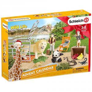 Schleich - 97702 - Cal de l'Avent Wild Life2018 (369456)