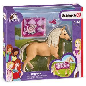 Schleich - 42431 - La création de mode d'Horse Club Sofia - 19 cm x 5,2 cm x 17,3 cm (369488)