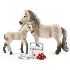 Schleich 42430 Horse Club d/'Hannah de premier secours Set Horse /_ Club