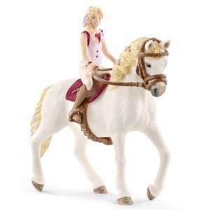 Schleich - 42412 - Figurine Horse Club Sofia & Blossom 2.0 (369516)