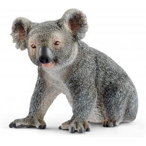 Schleich - 14815 - Figurine Koala - Dimension : 5 cm x 3,5 cm x 4,2 cm (369572)