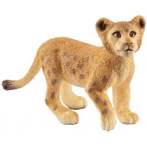 Schleich - 14813 - Figurine Lionceau - Dimension : 7,5 cm x 2,7 cm x 4,4 cm (369576)
