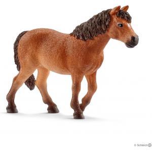Schleich - 13873 - Figurine Ponette Dartmoor 11,6 cm x 3,1 cm x 8,5 cm (369618)