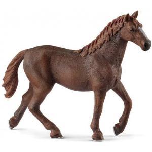 Schleich - 13855 - Figurine Jument Pur-sang anglais - Dimension : 13,7 cm x 3,6 cm x 11,4 cm (369648)