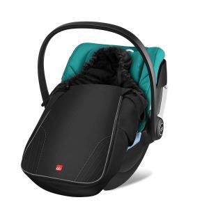 GoodBaby - 618001031 - Chancelière noir-Black pour siège auto Artio (369694)
