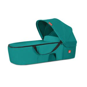 GoodBaby - 618000837 - Nacelle to GO turquoise-Laguna Blue pour poussettes Pockit+ ou Qbit+ (369718)