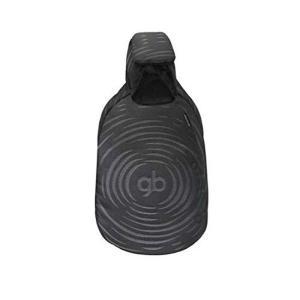GoodBaby - 618000575 - Chancelière noir-Satin Black pour siège auto Idan (369816)