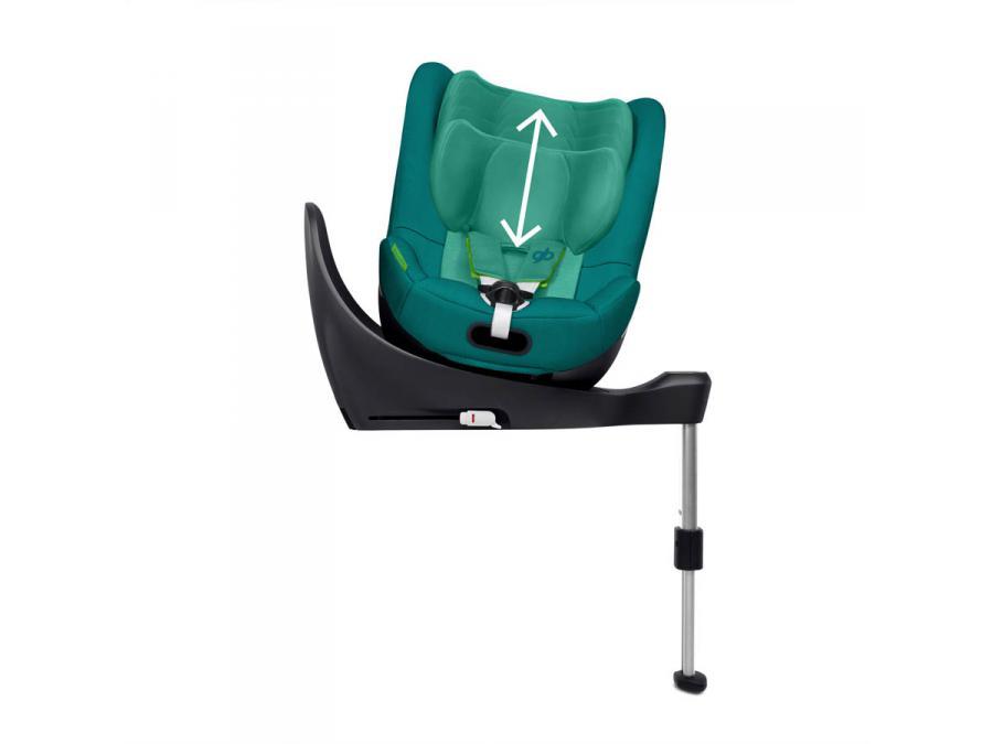goodbaby si ge auto vaya i size marine sapphire blue. Black Bedroom Furniture Sets. Home Design Ideas