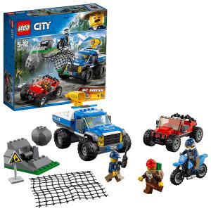 Lego - 60172 - La course-poursuite en montagne (370160)
