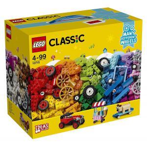 Lego - 10715 - La boîte de briques et de roues LEGO (370196)